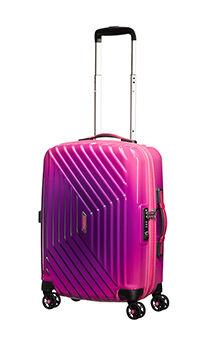 a90eb72ee89 American Tourister Air Force 1 Handbagage koffer met 4 wielen 55x40x20cm  Gradient Pink