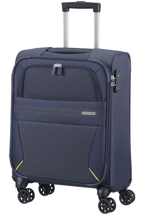 Valise 55cmAmerican 4 Summer Tourister Voyager Roues 7g6bfy