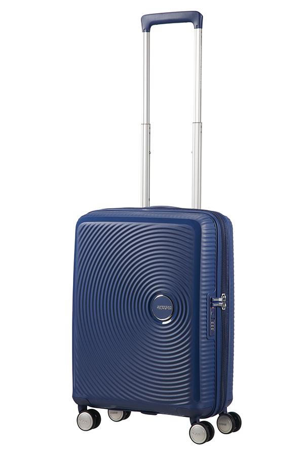Valise cabine rigide American Tourister Soundbox 55 cm Summer Blue bleu d7h3rrJjT