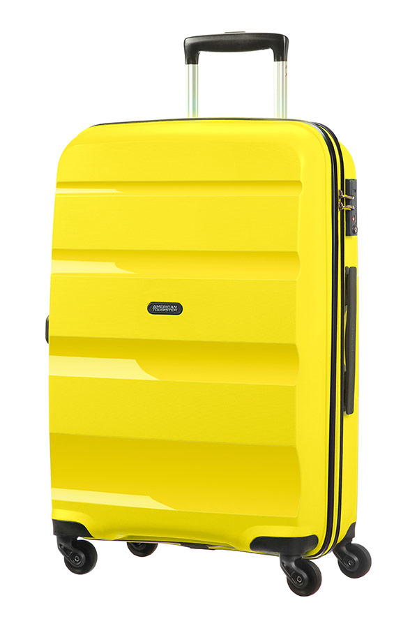 Valise rigide American Tourister Bon Air 66 cm Solar Yellow jaune