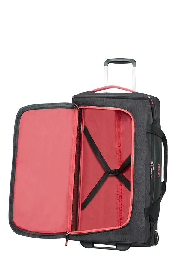 Sac de voyage à roulettes American Tourister Road Quest 79 cm Graphite Pink noir hylt6eAT2